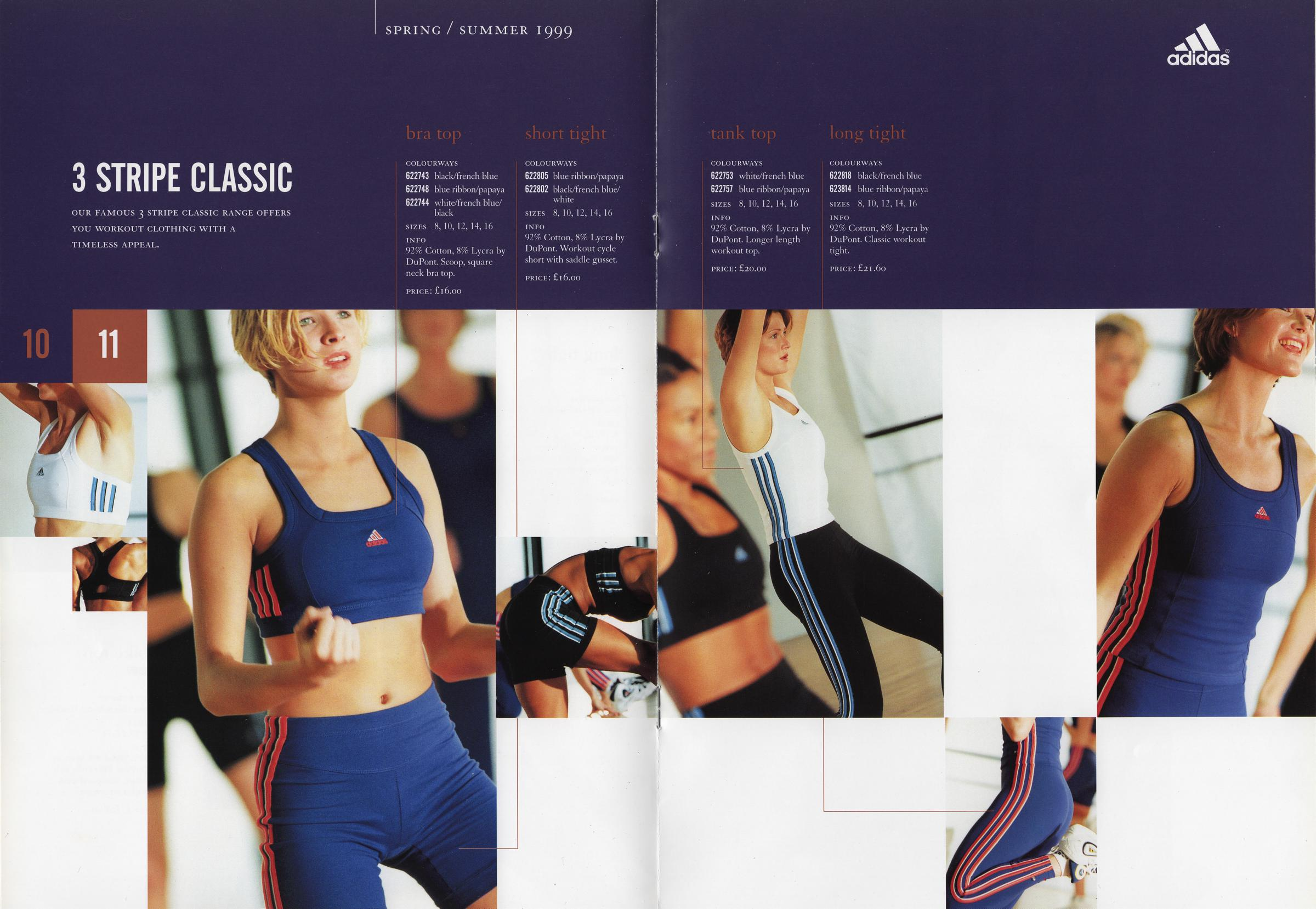 Ru-tee Block - Adidas - Instructor Range Magazine - Spring-Summer 1999 - Page 11