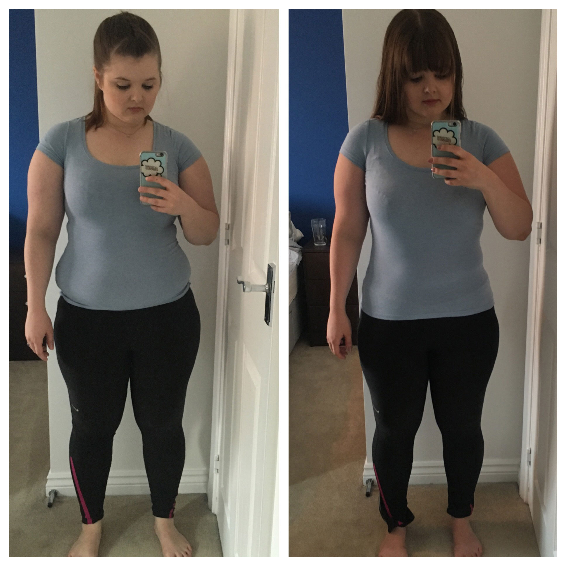 The Body Confidence Program Before And After Pics Poppy